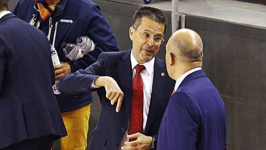 """Pedro Martínez: """"Tuvimos opciones de ganar"""""""