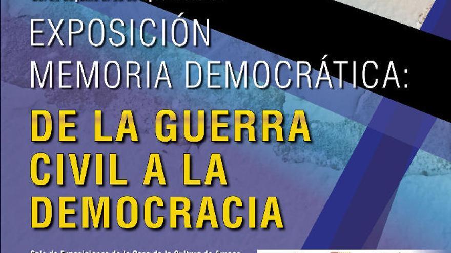 Exposición Memoria Democrática: De la Guerra Civil a la Democracia