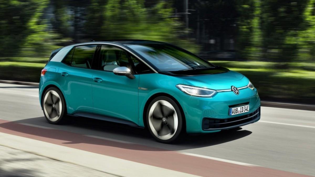Volkswagen retrasa las entregas del ID. 3, que llegará incompleto