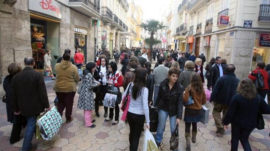 La València comercial