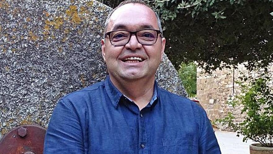 Gironella: «A la llista són més importants les persones que les lletres de partit»