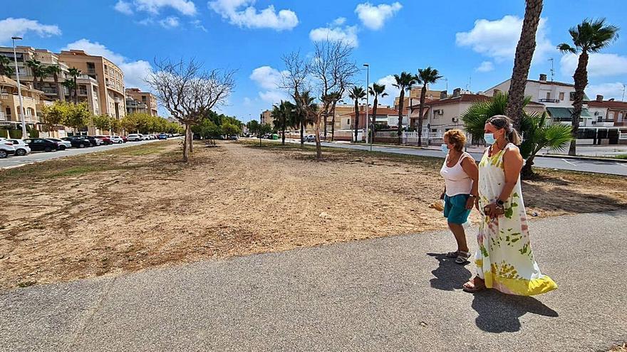 La segunda fase del bulevar de la Avenida de Salamanca llegará este año y será más verde