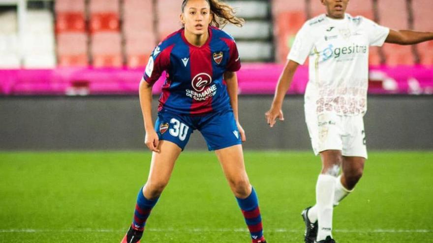 El Levante UD sube al primer equipo a Fiamma Benítez