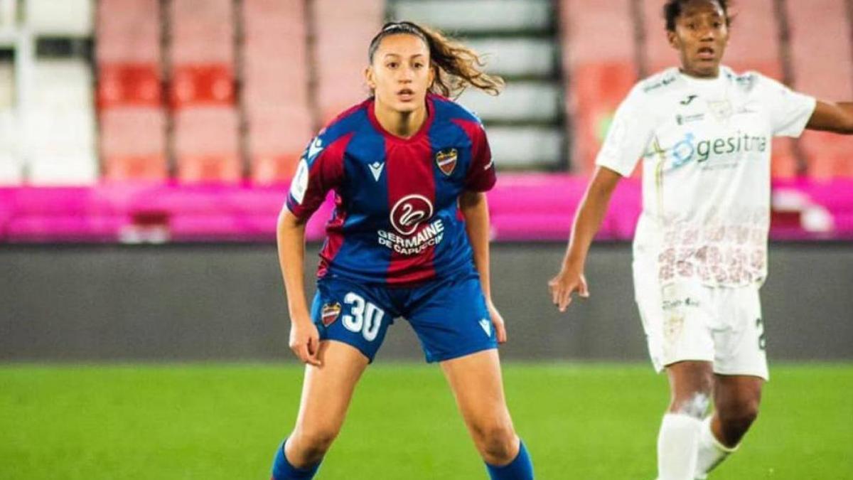 La delantera durante un partido