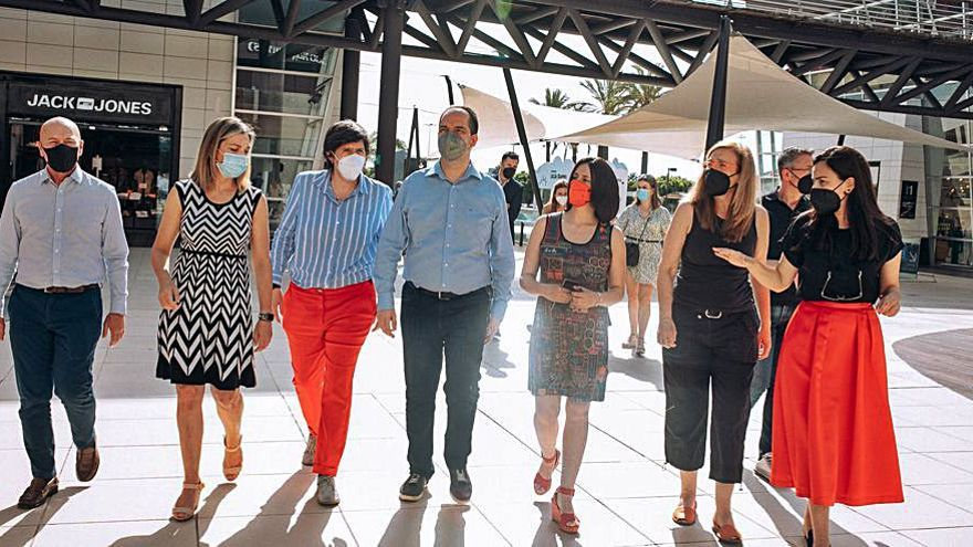 Bonaire muestra a la Generalitat su política medioambiental
