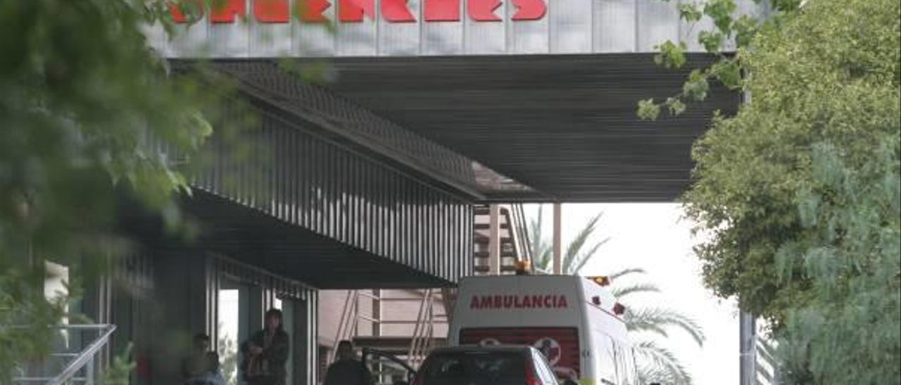 El hospital de  Xàtiva atiende 100 urgencias al día más que el de Ontinyent