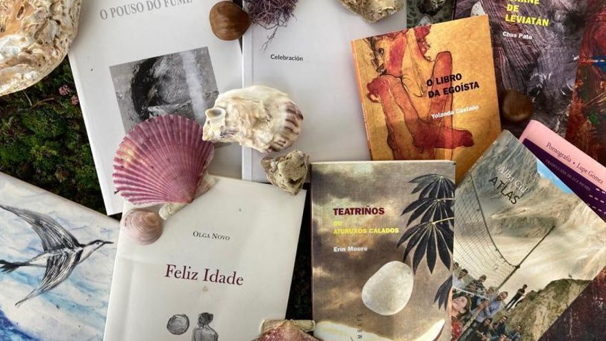 A poesía galega que salta valados