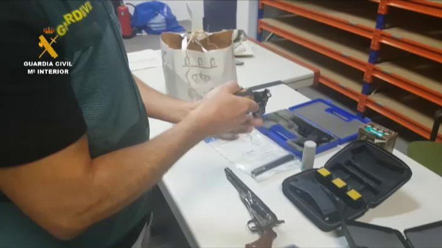 La Guardia Civil frustra el asesinato de dos personas por un sicario en Tarragona