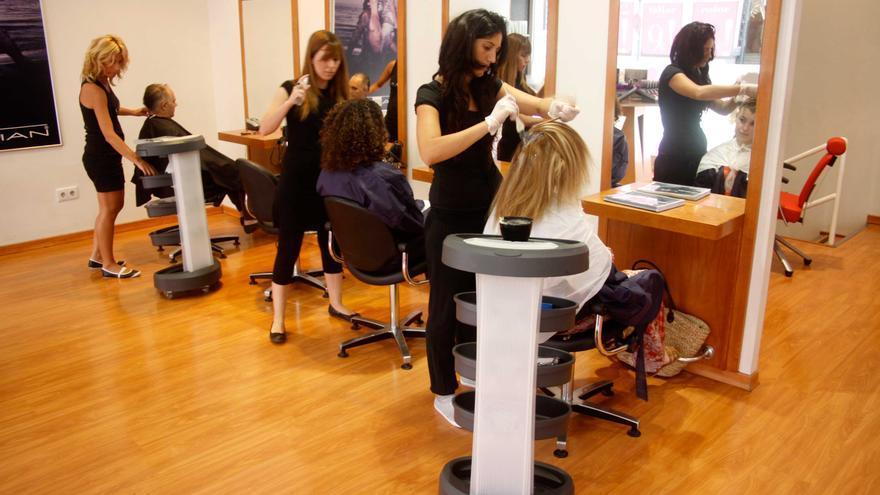 Prohíben la concentración de las peluquerías mañana en el Born