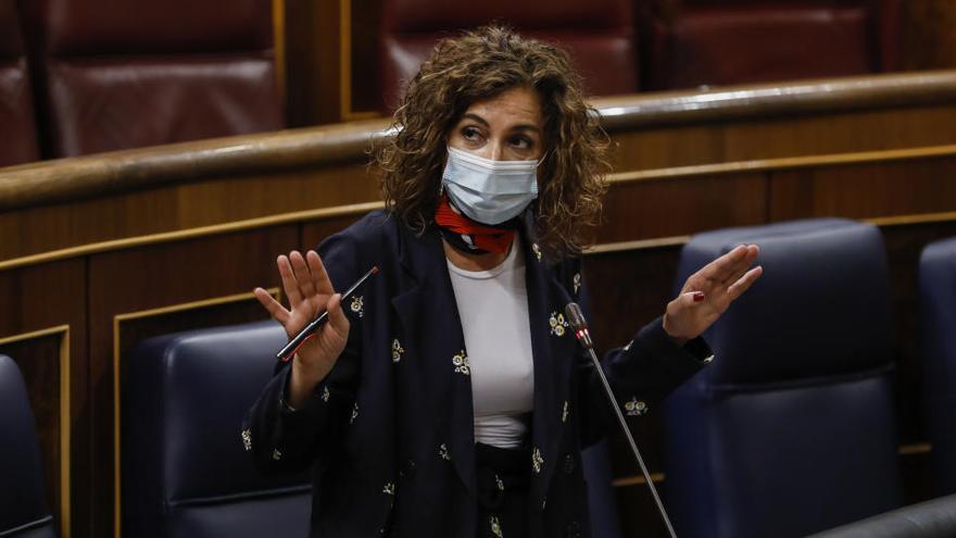 El Congreso debate la suspensión de las reglas fiscales por la pandemia