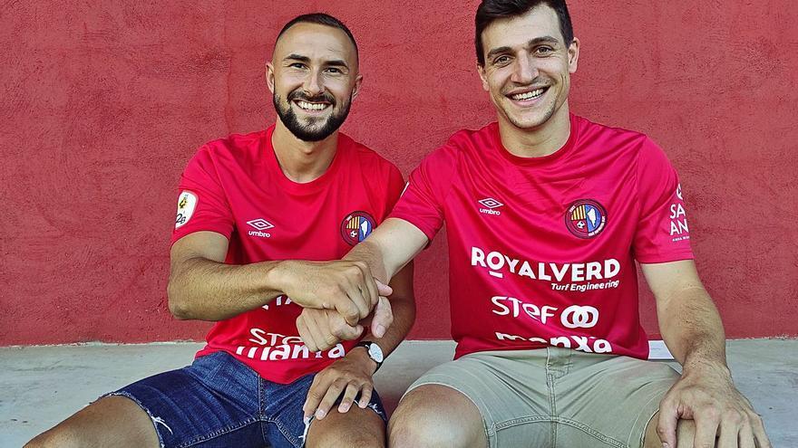 Bigas i Ferrón tornen amb el desig d'assolir l'ascens
