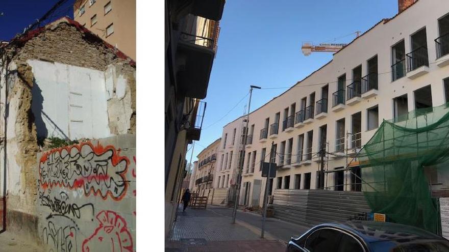 La inclusión de parcelas en el Registro de Solares reactiva la construcción en el Centro de Málaga y la Trinidad