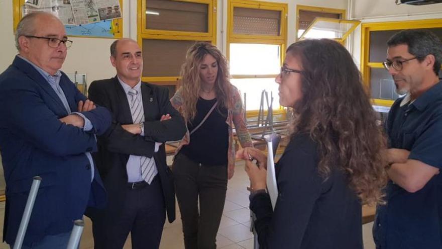 Educació anuncia la renovació integral de l'Institut Cardener de Sant Joan de Vilatorrada