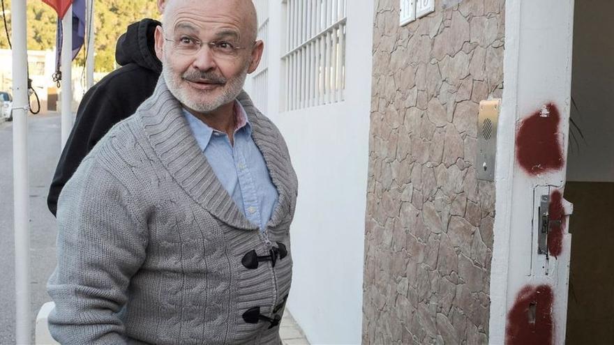 José Juan Cardona obtiene el tercer grado penitenciario