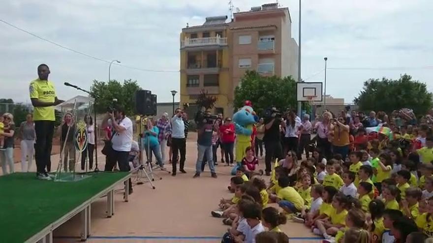 """Ekambi: """"El Villarreal es el mejor proyecto para mí"""""""