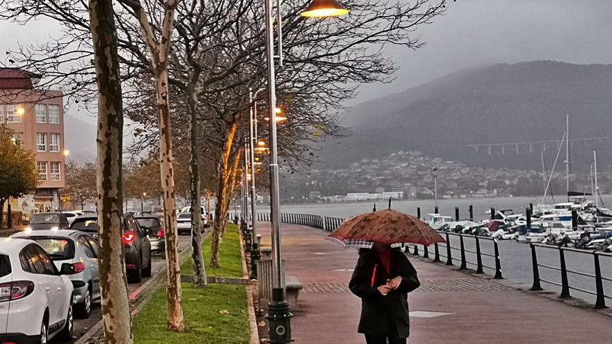 Un total de 14 empresas optan al proyecto de iluminación en Concepción Arenal y Ameixoada