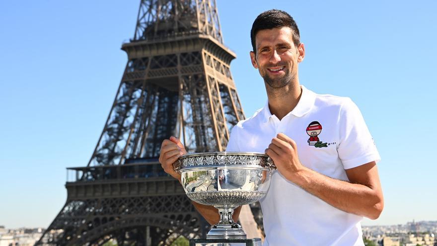 Djokovic jugará el Mallorca Championships en Santa Ponça