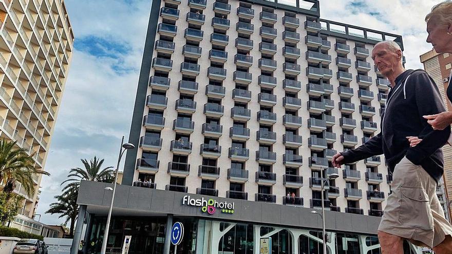 83 empresas turísticas, las primeras en pedir un «rescate» en Benidorm