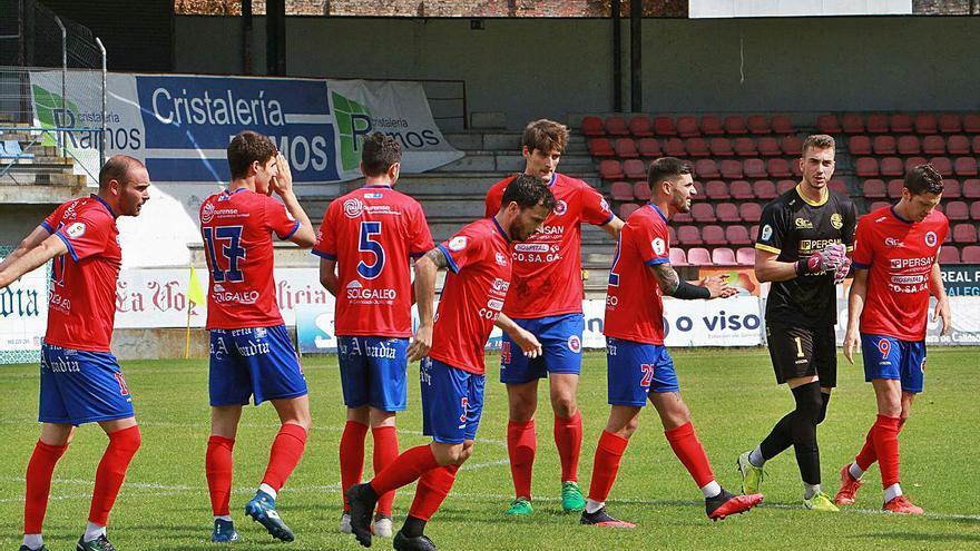 La UD Ourense se prepara para el duelo decisivo