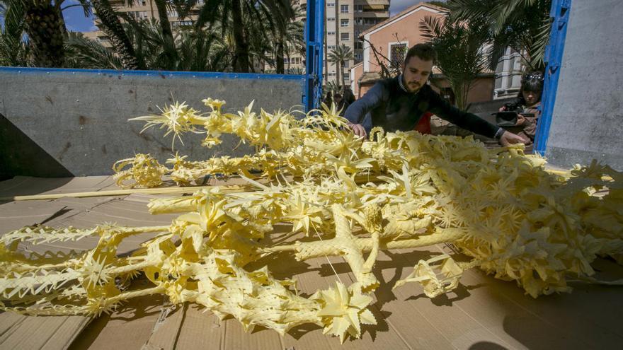La suspensión del Domingo de Ramos supone un impacto millonario en Elche