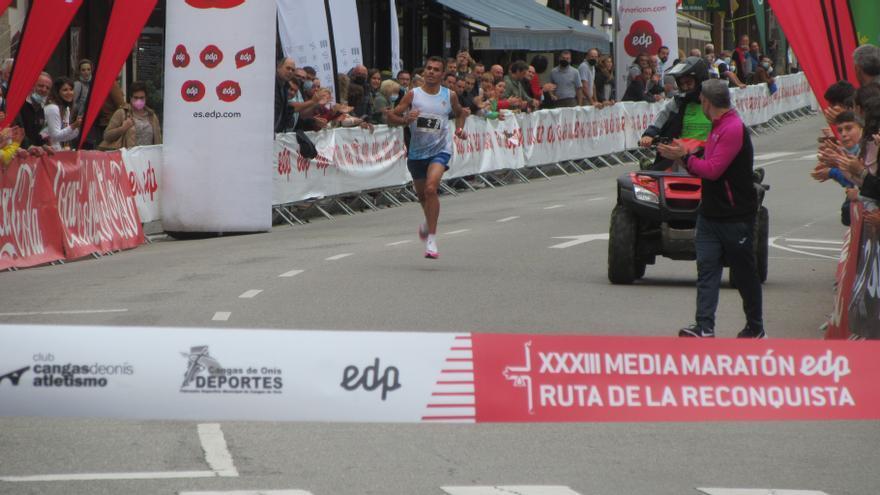 Cangas de Onís baraja solicitar la organización del Campeonato de España de Medio Maratón Absoluto de 2022