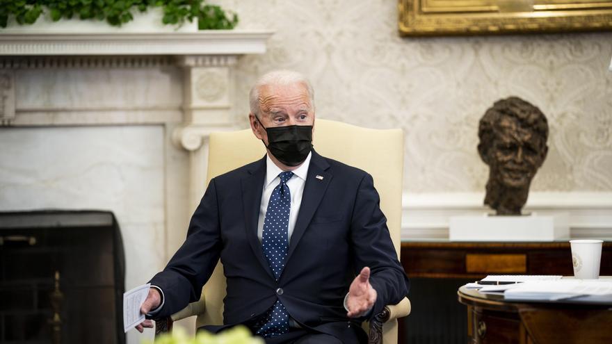 """Biden espera que el veredicto del juicio por la muerte de Floyd sea el """"correcto"""""""