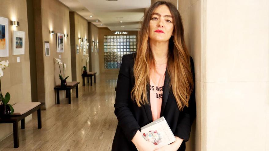 """Idoia Montero: """"El amor romántico y el sexo están sobrevalorados"""""""