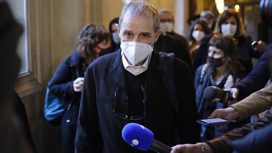 La Fiscalía francesa pide cinco  años de cárcel para Josu Ternera