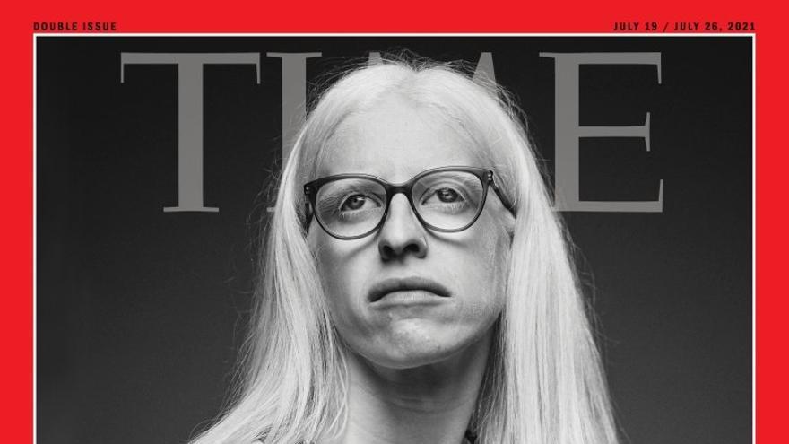 La paratriatleta y doctora española Susana Rodríguez salta a la portada de la revista 'Time'