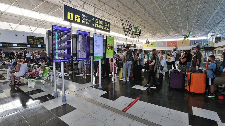 4.000 operaciones en los aeropuertos canarios