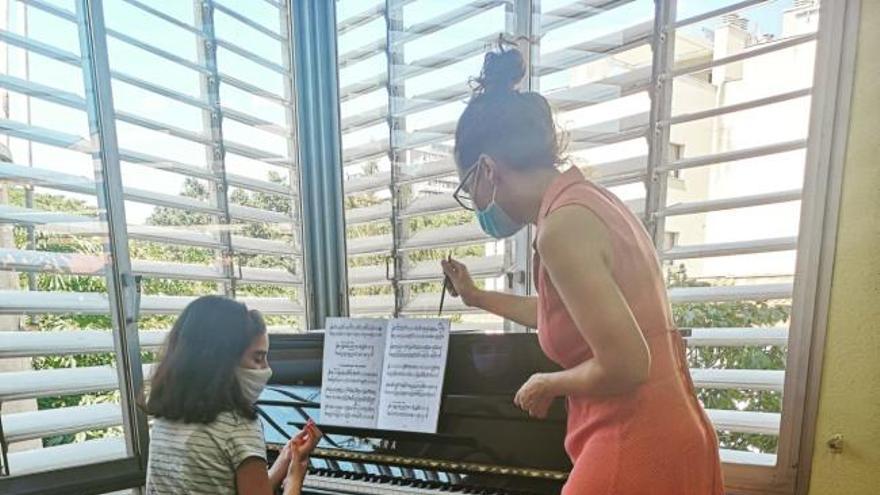 L'escola de música del Casino Menestral obre   les seves portes
