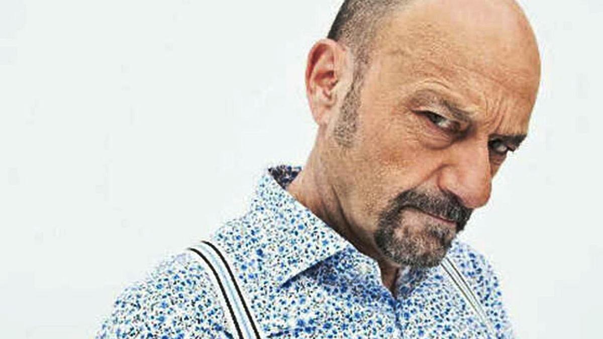 Javier Cansado, en una imagen promocional reciente. | LA OPINIÓN