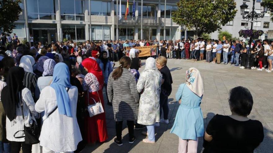 Salceda pide justicia para Soufian, el joven apuñalado el pasado 8 de junio