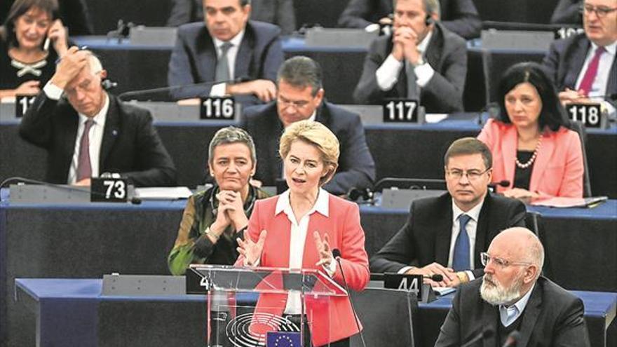 La UE en su laberinto