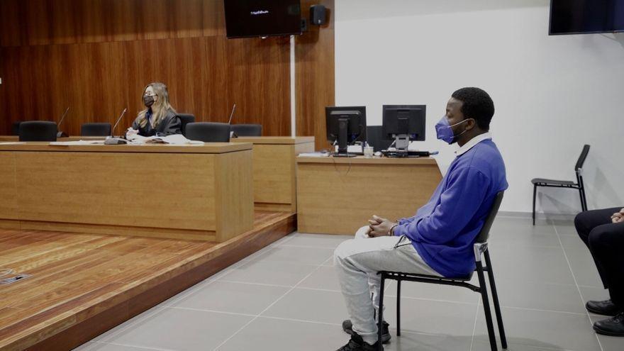 Seis años y medio de prisión para el pistolero de El Gancho que tuvo que ser abatido por la Policía