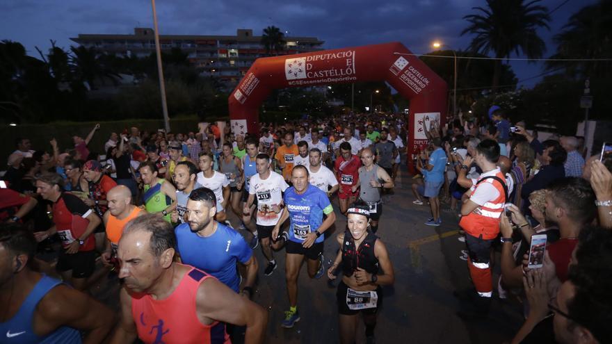 El 10K Nocturno Benicássim Platges abre las inscripciones de cara a octubre
