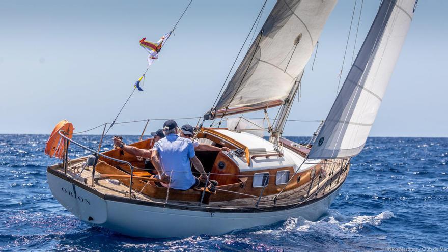 Los barcos clásicos y de época regresan a Club de Mar