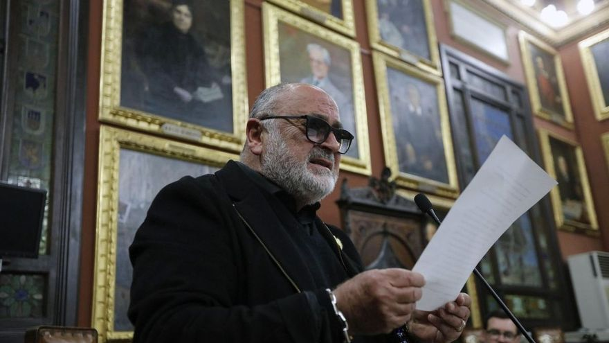 Biel Mesquida leerá el pregón de la Fira del Llibre d'Ocasió Antic i Modern