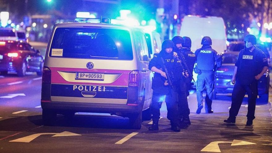 El EI reclama la autoría del atentado en Viena
