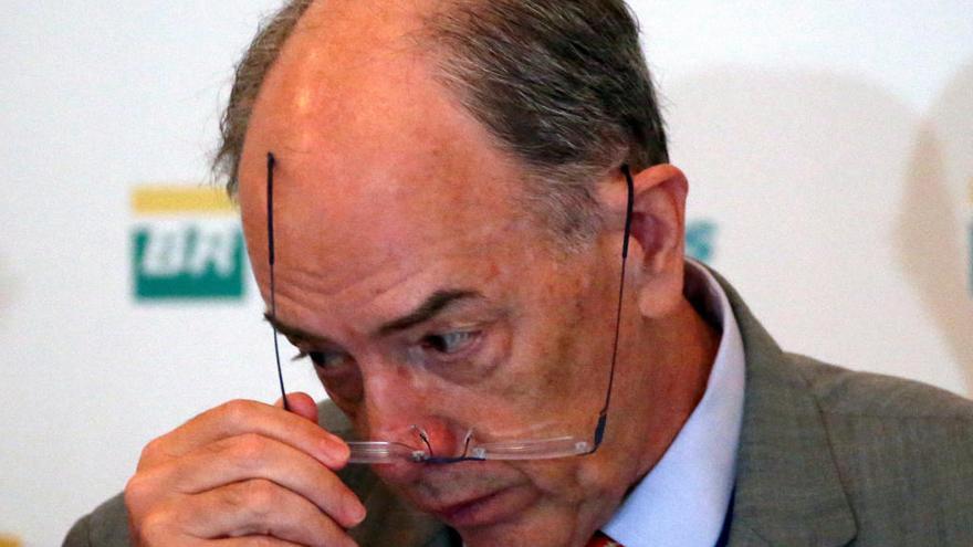 El presidente de Petrobras dimite tras la huelga de camioneros