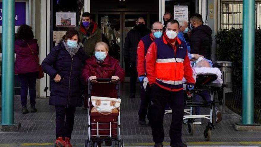 La incidencia acumulada en España se dispara hasta los 435