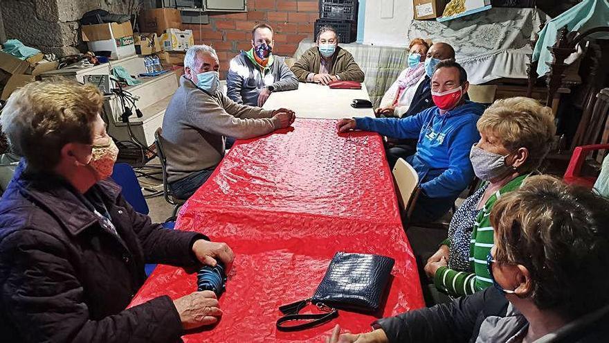 Sin furanchos ni procesión en las fiestas de San Martiño marcadas por la pandemia