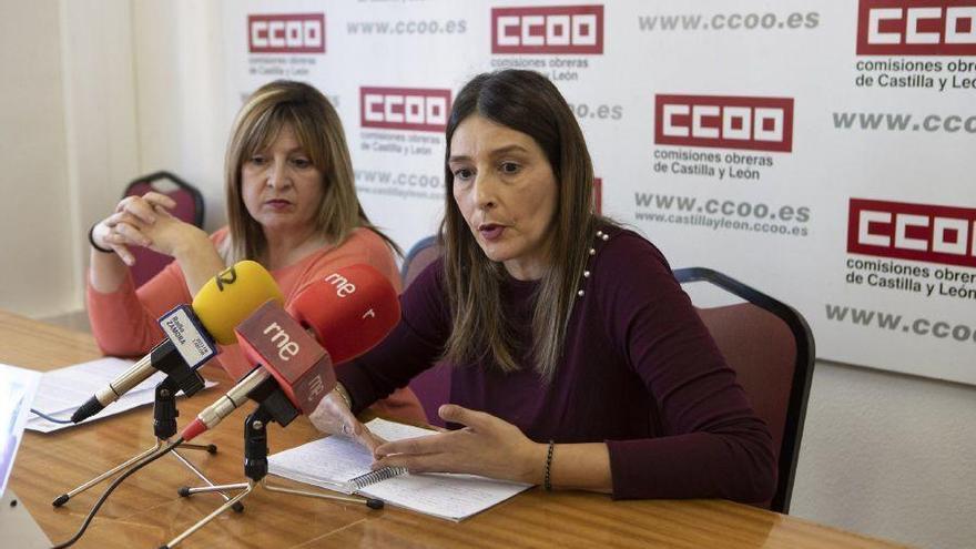 CC OO organiza unas jornadas sobre acoso sexual en la Alhóndiga