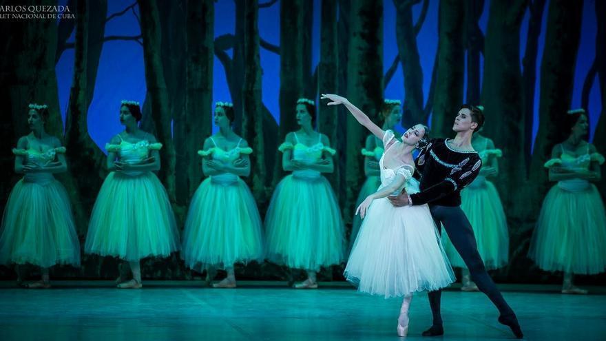 Estrellas internacionales celebran en el Gran Teatro el centenario de Alicia Alonso con una una gala de danza clásica