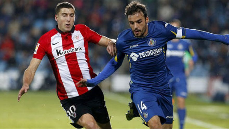 Un tanto de Williams da la victoria al Athletic en Getafe