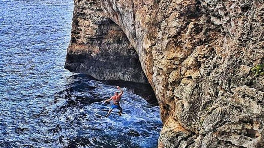 Mallorca, la meca mundial del psicobloc