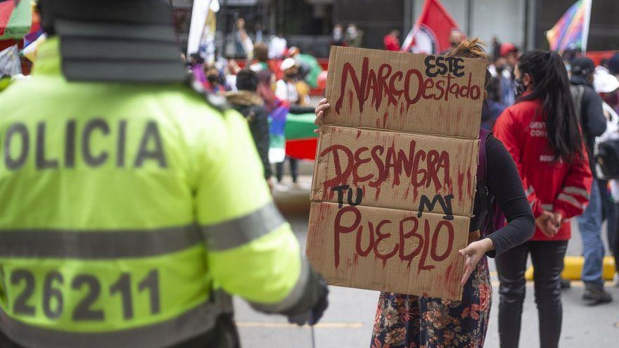 Matan a dos policías en el noroeste colombiano