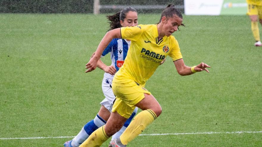 La Real Sociedad sentencia al Villarreal femenino en un minuto para olvidar (4-0)