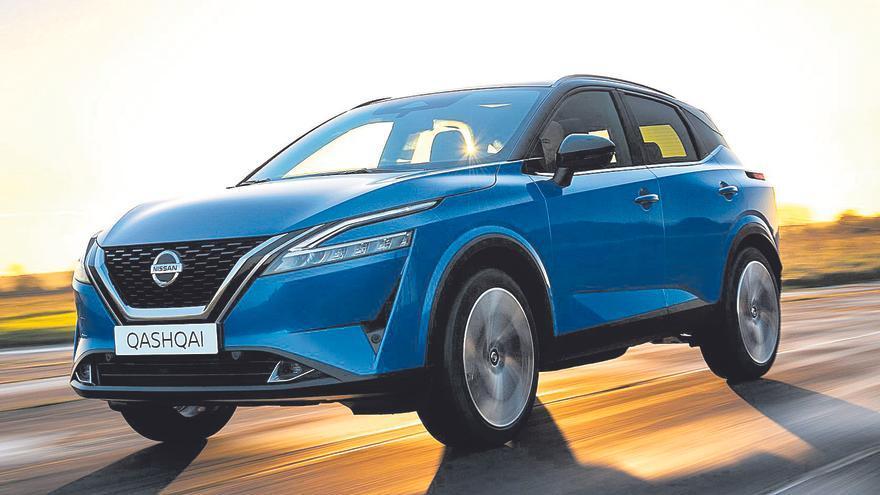Nissan Qashqai: Una nueva referencia crossover