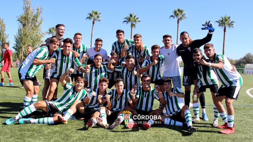 El Córdoba CF B se agiganta con Ale Marín y Lluís Tarrés para ganar al Sevilla C